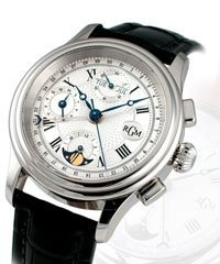 Automatic Moonphase Chronograph 160m